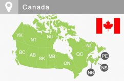 Learn about each provincial