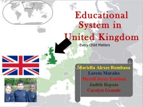 Educational System of United