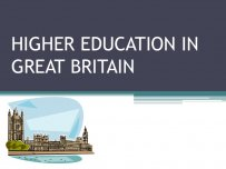 Higher education in Great