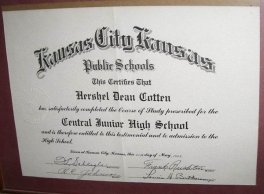 17 Junior High School Diploma
