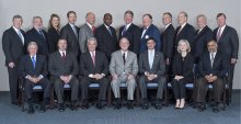 Board of Regents group photo