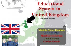 United Kingdom education system structure