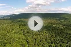 102 Acre Woodland Property Video Near State College, PA