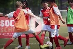 Arsenal Soccer Schools USA 2014