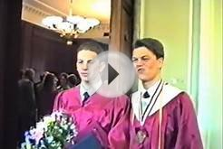 BAHS Berlin American High School-Class of 1994-Graduation