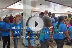 Bladen Lakes Primary School Fourth Grade Smilestone Ceremony