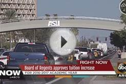 Board of Regents approves tuition increase