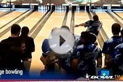 College bowling - Glenn Carlson Las Vegas Invitational Day 2