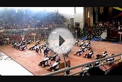 College of Education - LDCU Cheerdance Competition 2015