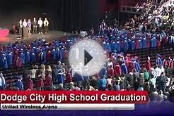 Dodge City High School Graduation - Class of 2014