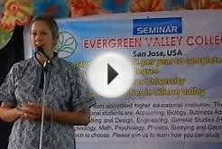 Evergreen Valley College - Seminar on Higher Education in USA