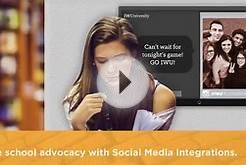 Industry Weapon Higher Education Digital Signage Sizzle Reel