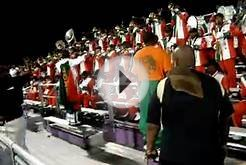 Jones High School Marching Band(2010-2011)400 Degrees