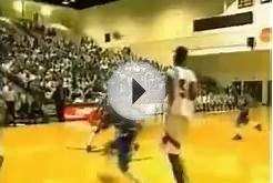 Kwame Brown in High School