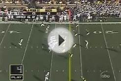 Michigan highlights v. Penn State, 2005