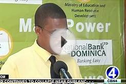 MINISTER OF EDUCATION SPEAKS ON IMPORTANCE OF MATHEMATICS