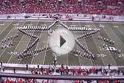 Ohio State marching band performs epic ode to video games