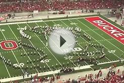 Ohio State Marching Band Scores Again With The Themes Of