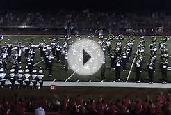 Ohio University Marching 110 - Edge of Glory - Lady Gaga