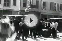 old school Liondance in USA 1925
