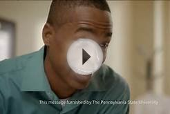 Pennsylvania State University World Campus TV Commercial