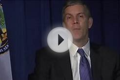 Secretary of Education Arne Duncan Speaks to Bush School