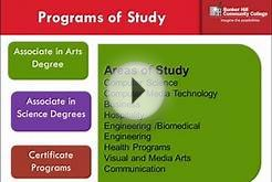 Study in Boston – USA at Bunker Hill Community College""