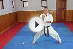 Tekki Sandan - Third Level - Shotokan Kata by Soon Pretorius