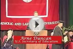 United States Department of Education Secretary Arne