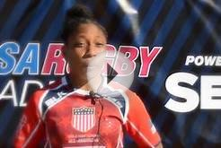 USA Rugby 2015 Girls High School All-Americans in Las Vegas