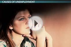 What is Unemployment? - Definition, Causes & Effects